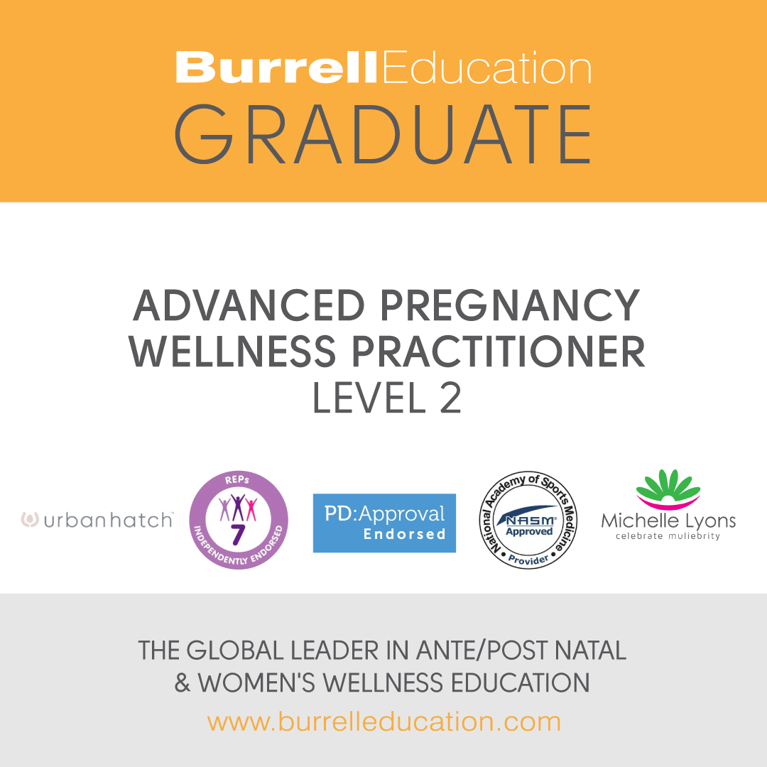 Advanced Pregnancy Wellness Practitioner Level 2
